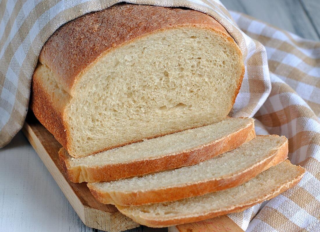 Хлеб картофельный тостовый