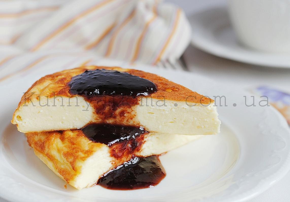 Творожная запеканка — 2 (Tortilla Chef Princess)