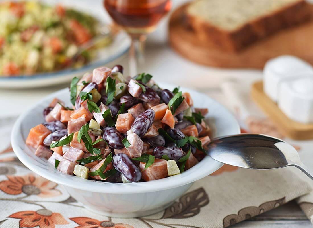 Немецкий праздничный салат